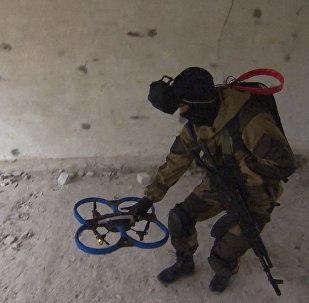 俄罗斯正在测试眼睛控制的无人机