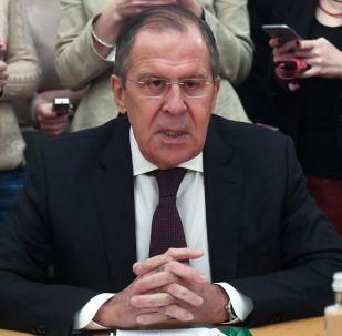 俄外長:希望下一輪敘利亞各方談判更有成效