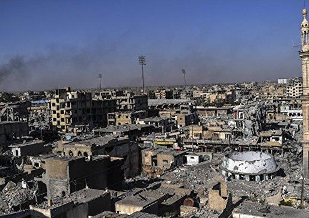 美防长:美国将向叙利亚已控制地区增派外交官