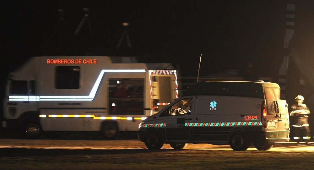 智利救护车(资料图片)
