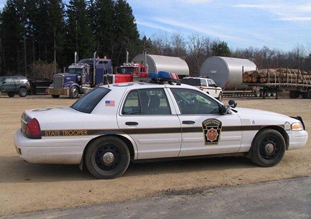美國政府稱賓州系列襲警事件為恐襲