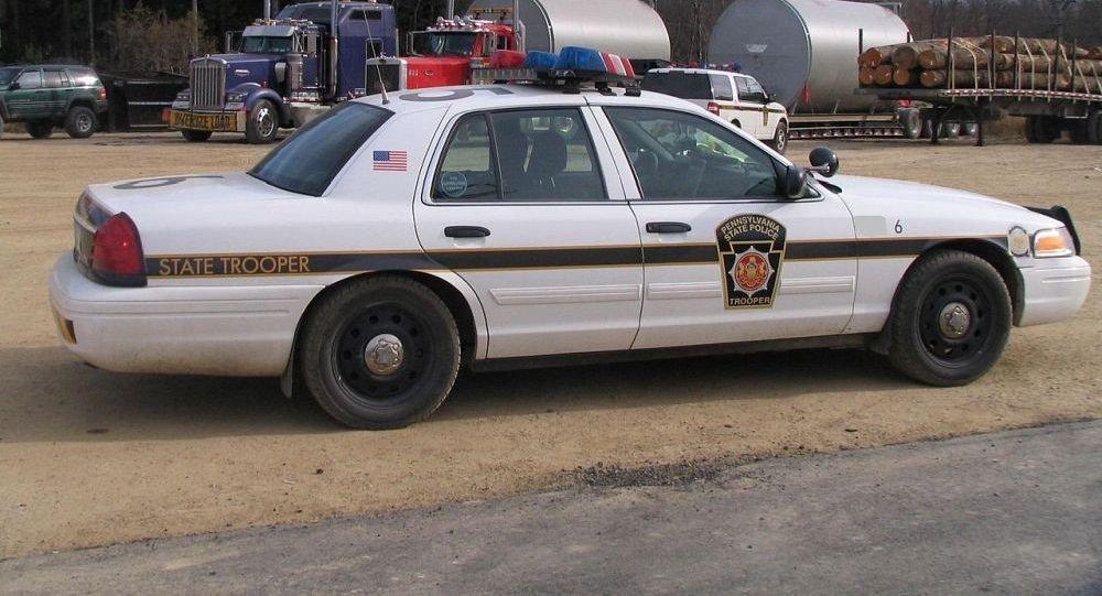 美国宾夕法尼亚州警方
