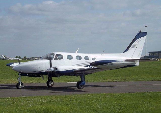 Cessna 340飞机