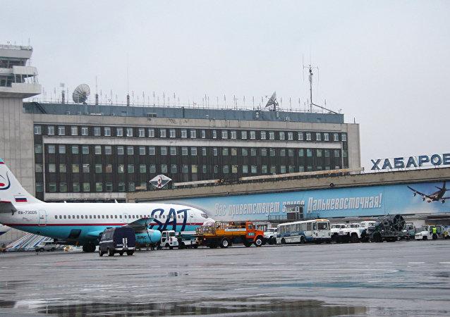 俄政府批准哈巴罗夫斯克机场升级改造项目