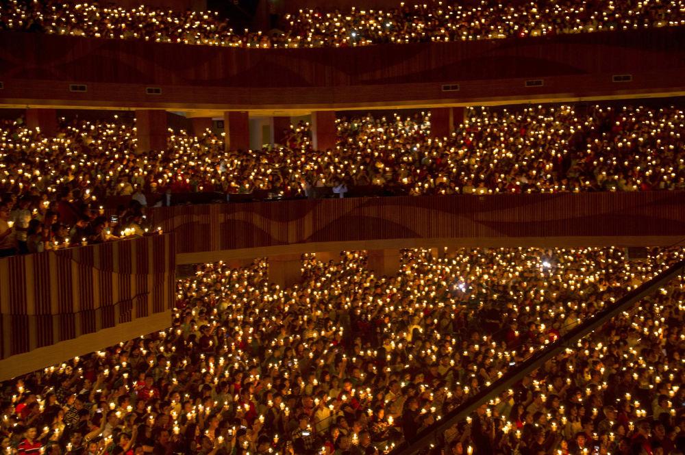 印尼慶祝聖誕節