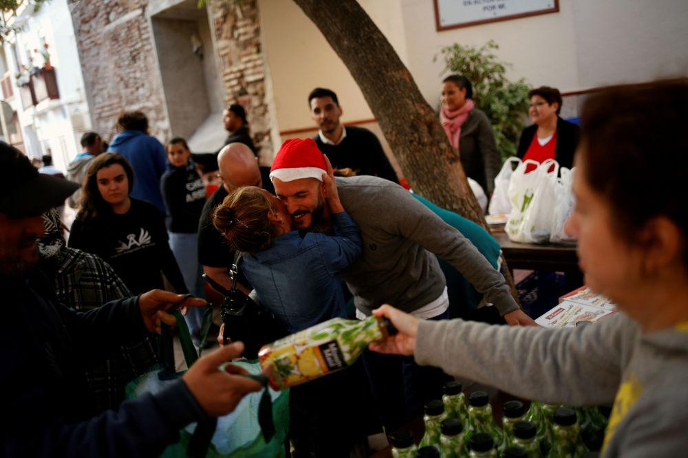 西班牙慶祝聖誕節