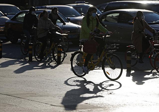 北京共享单车目前活跃度低于50% 将进行减量调控