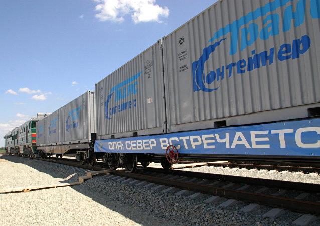 俄駐印商務代表:俄印願幫助伊朗發展「北南」運輸走廊基礎設施