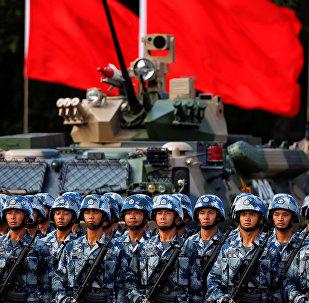 俄專家:2017年中國軍隊繼續進行重要的組織改革