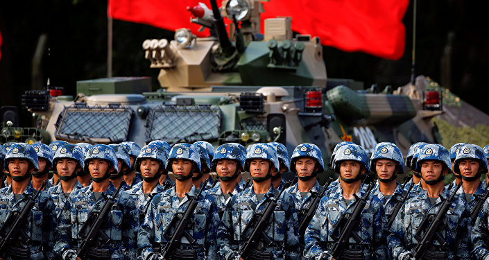 俄专家:2017年中国军队继续进行重要的组织改革