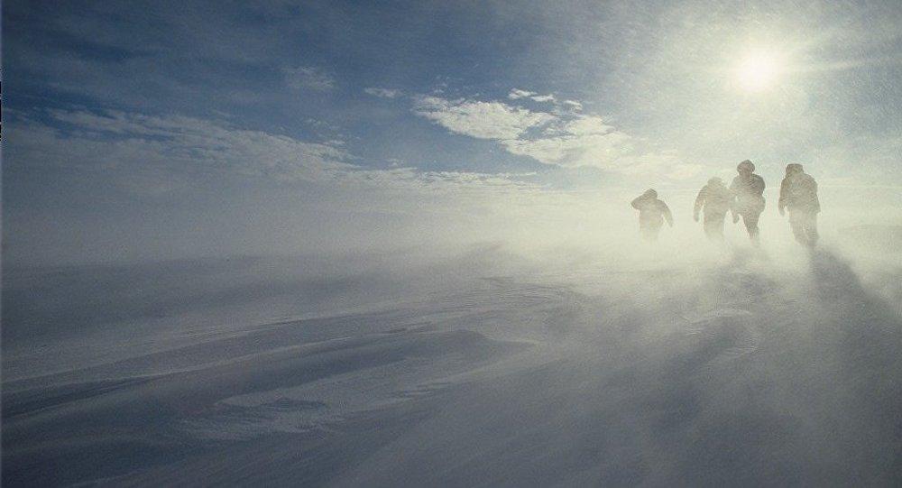 科学家在南极记录到创纪录的升温