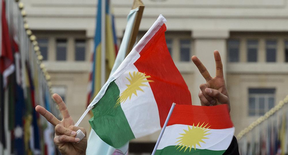 伊拉克库尔德斯坦全民公投