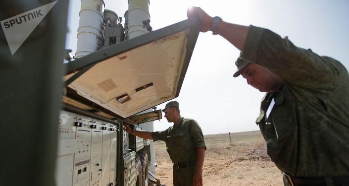 俄軍事技術合作局對俄方開始對華供應S-400的報道不予置評