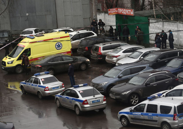 莫斯科孟什维克糖果厂前厂长在工厂被警方封锁前逃走