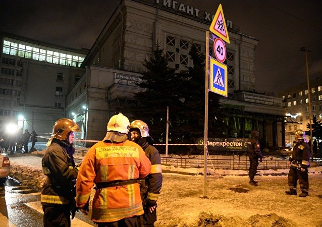 圣彼得堡市政府:该市爆炸事件6名伤者伤情中度