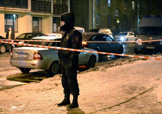 """""""伊斯兰国""""已表示对圣彼得堡超市爆炸案负责"""