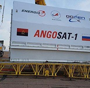"""俄专家:与安哥拉""""AngoSat-1""""卫星恢复联系的前景渺茫"""