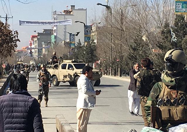 塔利班袭击阿富汗南部造成8名警察身亡