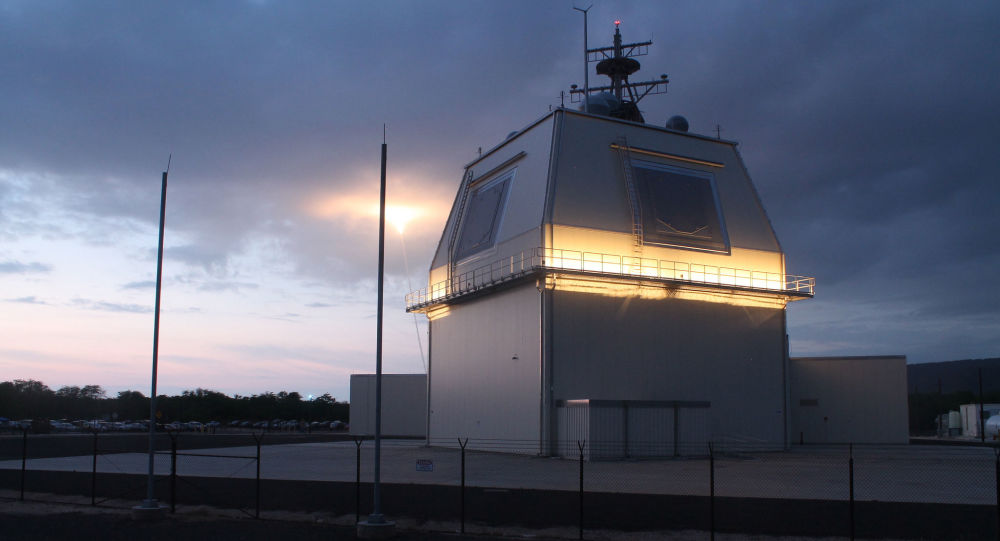 美国导弹防御系统