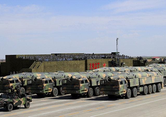 華媒:美國加強核優勢,中國不可等閒視之