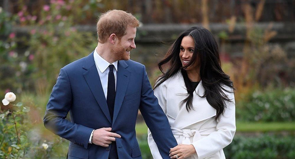 梅根·马克尔与英国哈里王子