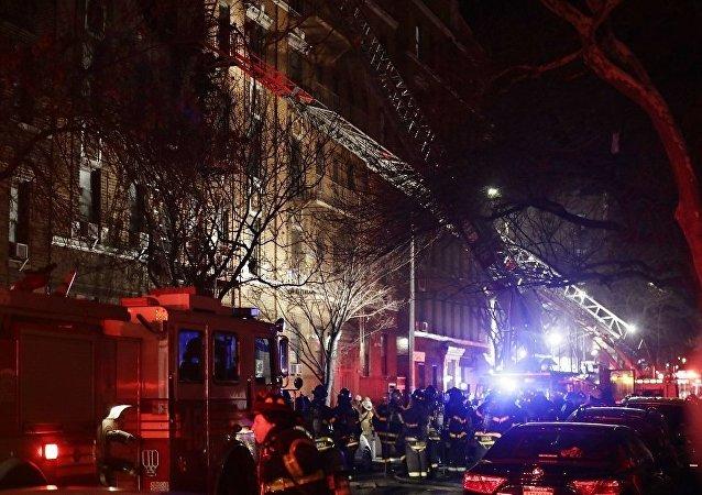 紐約發生25年來最要命的火災