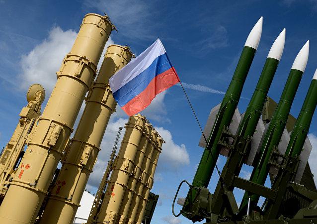 俄罗斯或很快开始对叙利亚供应S-300防空导弹系统