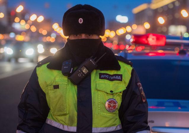 俄罗斯交通警察
