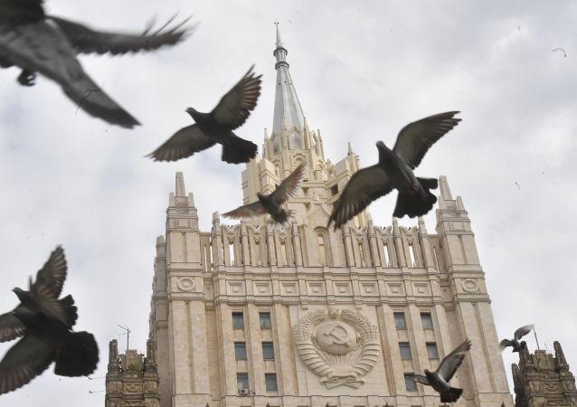俄外交部消息人士:莫斯科欢迎朝韩恢复对话