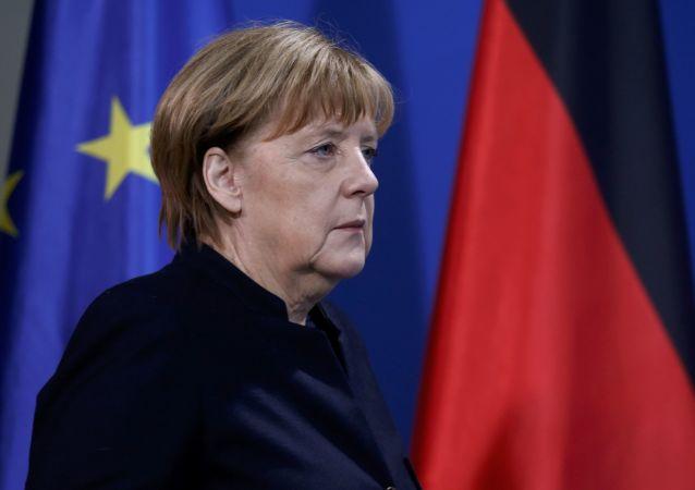 德国现任总理默克尔