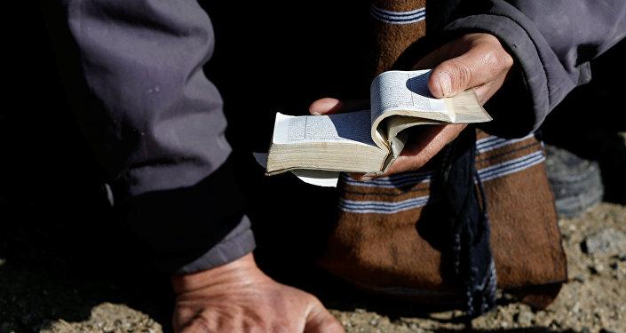 阿富汗葬禮參與者