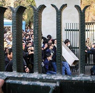 中国外交部:中方希望伊朗保持稳定