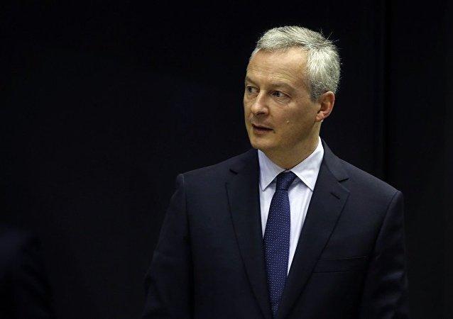 法国财长勒梅尔
