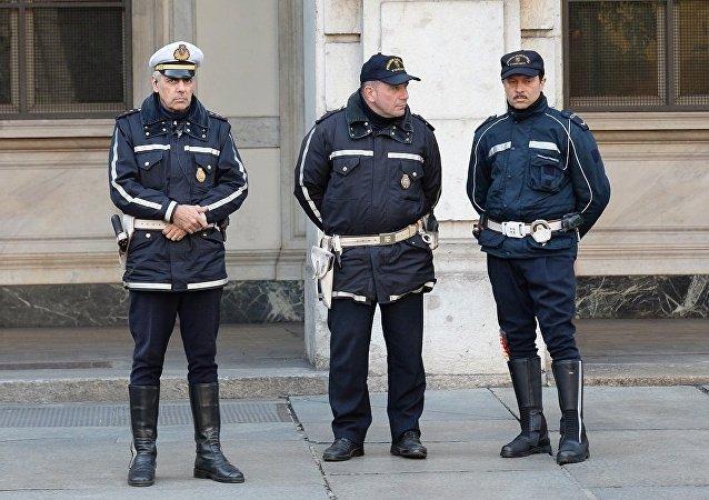 意大利警察員