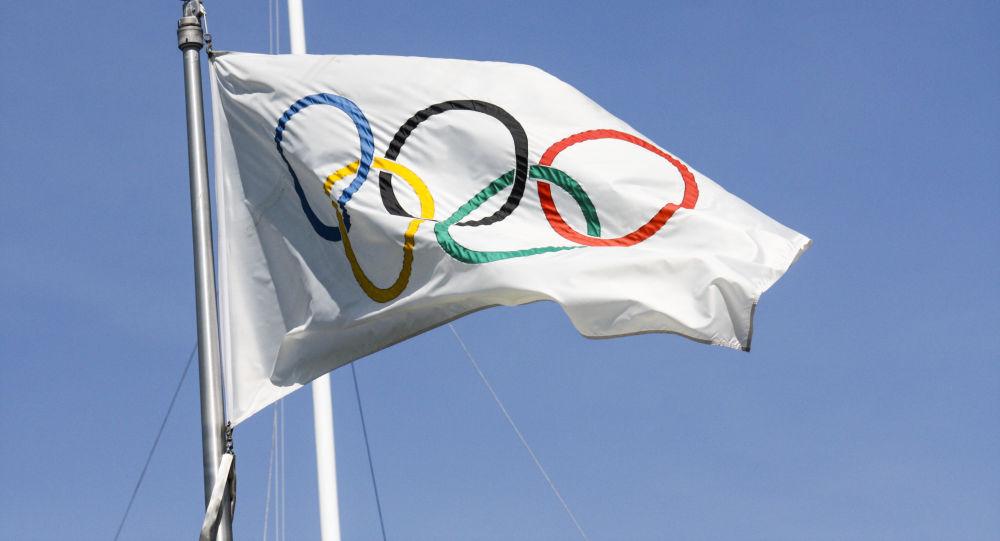 奥林匹克会旗