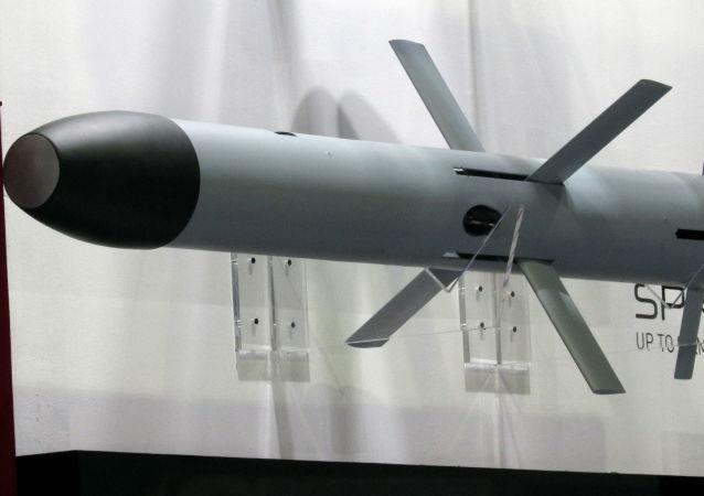 Противотанковая управляемая ракета Спайк производства израильской компании Rafael
