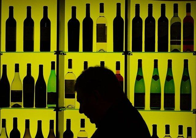 来自切尔诺贝利的伏特加受到伦敦酒吧顾客的青睐