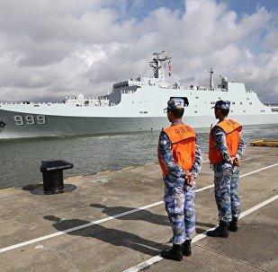 中国军队海外行动越来越多
