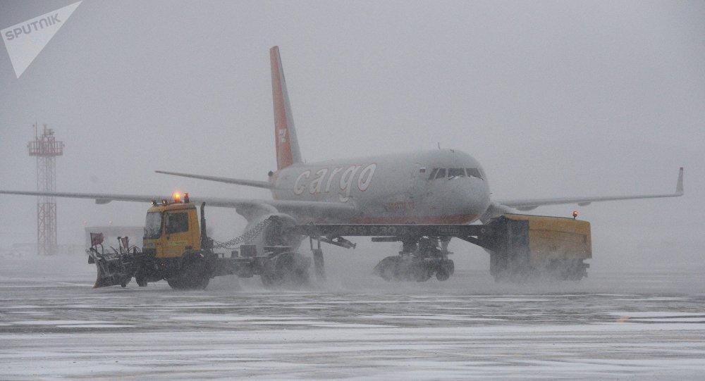 莫斯科机场