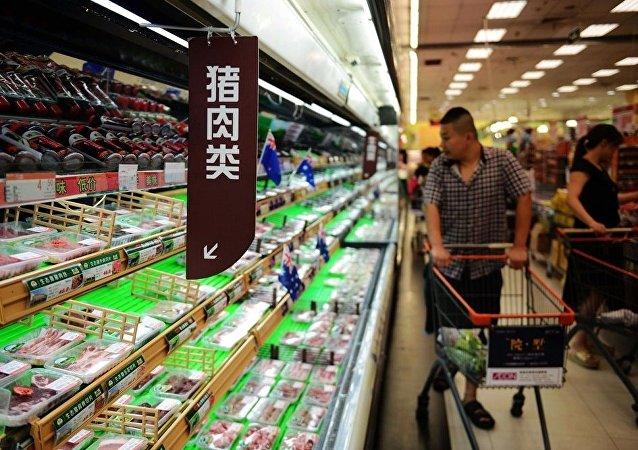 中国视俄罗斯为最具吸引力的猪肉供应合作伙伴