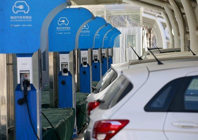 北京加速推广新能源汽车