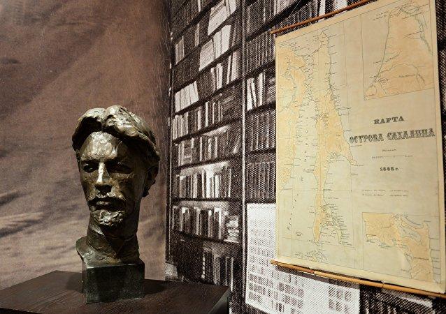 英國科學家推測出作家契訶夫可能的死因