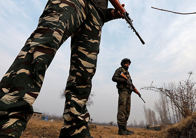 印度克什米爾爆炸造成至少四名警察喪生