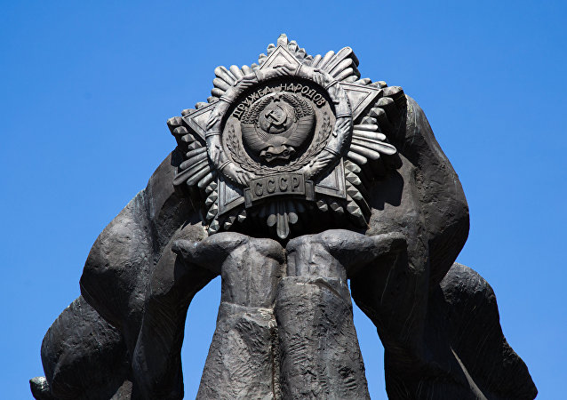 烏克蘭國家記憶研究所所長建議認定本國是蘇聯加盟共和國歷史是被佔領歷史