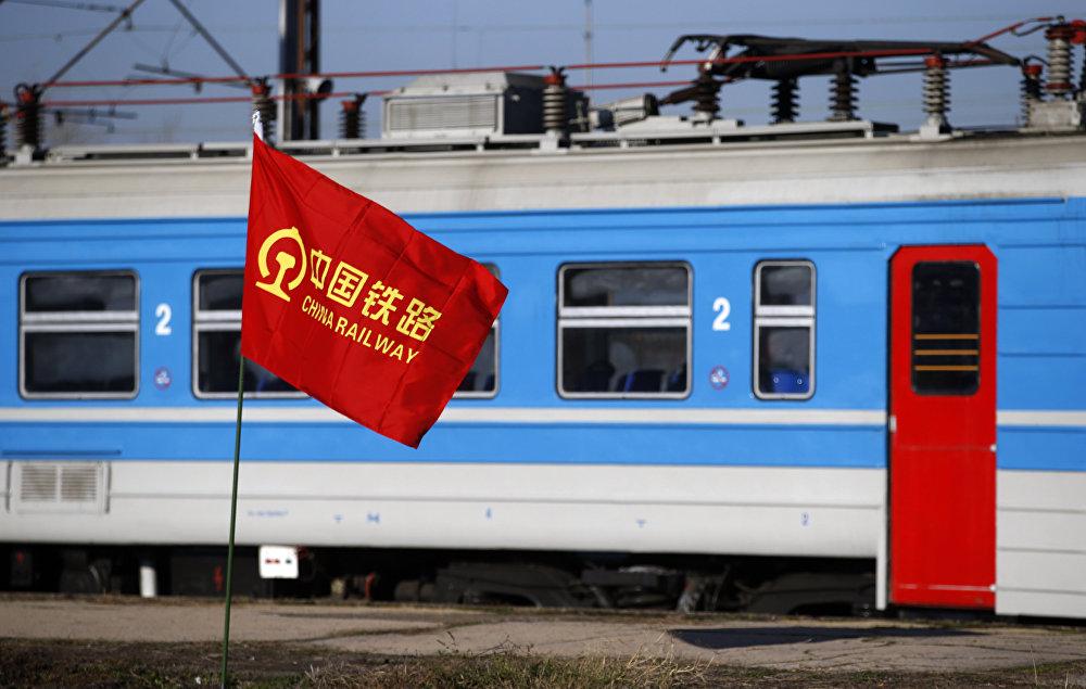 中國鐵路在歐洲