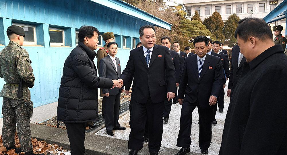 首尔同意1月15日与平壤讨论朝鲜艺术团访韩问题