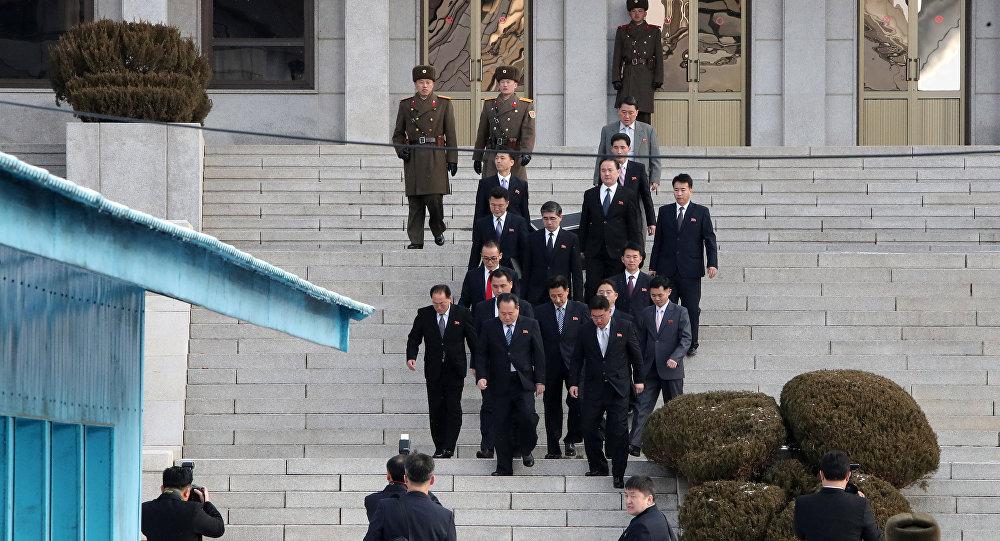 韓聯社稱,朝鮮同意恢復朝韓軍方通信線路,以防黃海發生事端