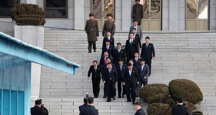 韩联社称,朝鲜同意恢复朝韩军方通信线路,以防黄海发生事端