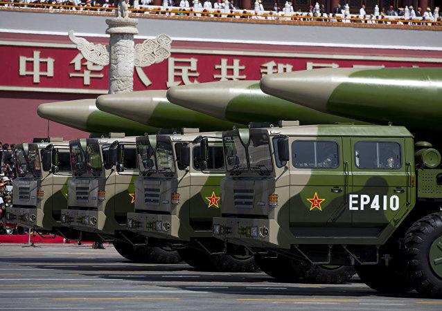 俄專家:試射東風-17以應對美國部署反導系統
