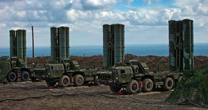 俄議員:「凱旋」將在克里米亞構建密集無縫防空網